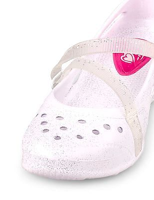 The Children's Place Girls Sparkle Breezer Water Shoes