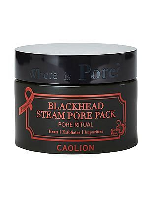 Caolion Premium Blackhead Steam Pore Pack