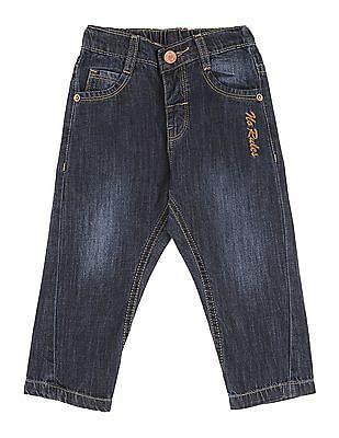 Donuts Boys Elasticized Waist Jeans