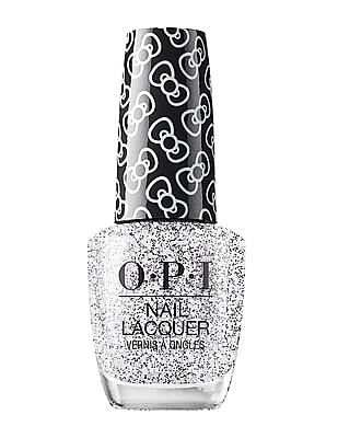 O.P.I Hello Kitty Nail Polish - Glitter To My Heart