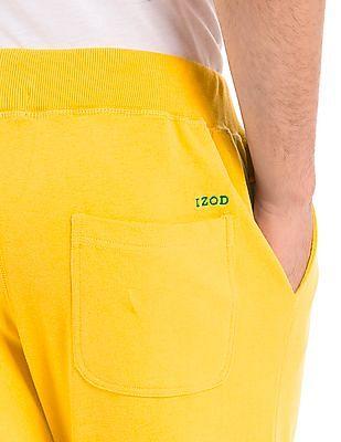 Izod Contrast Branding Slim Fit Joggers