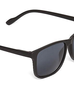 Colt Matte Square Frame Sunglasses