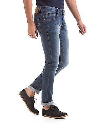 Flying Machine Low Rise Slim Fit Jeans