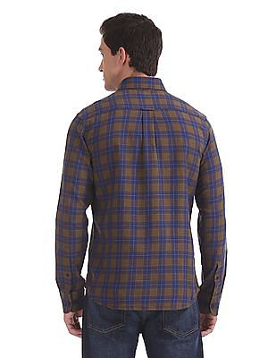 U.S. Polo Assn. Tailored Regular Fit Long Sleeve Shirt