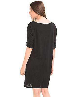 GAP Slub T-Shirt Dress