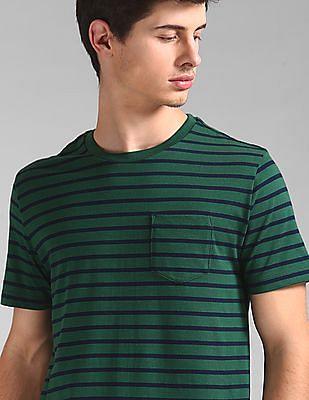 GAP Stripe Pocket T-Shirt