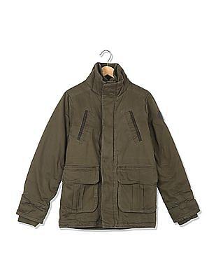 U.S. Polo Assn. Denim Co. Standard Fit Long Sleeves Jacket