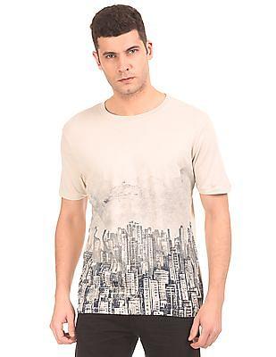 Colt Crew Neck Printed T-Shirt