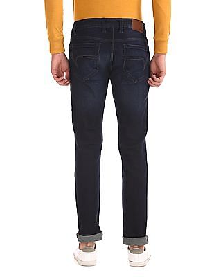 Cherokee Blue Slim Fit Low Rise Jeans