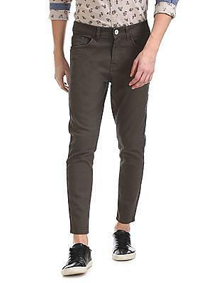 Flying Machine Mankle Regular Fit Rinsed Jeans