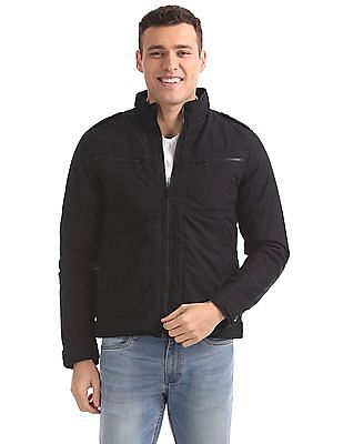 Flying Machine Full Sleeve Panelled Jacket