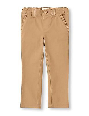 The Children's Place Baby Uniform Skinny Chino Pants