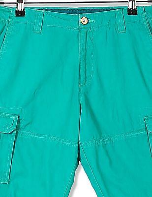 Bayisland Mid Rise Cargo Shorts