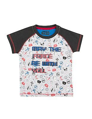 Colt Boys Star Wars Printed T-Shirt