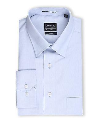 Arrow Regular Fit Oxford Shirt