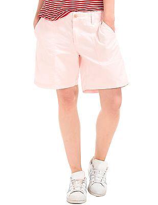 GAP Girlfriend Utility Shorts