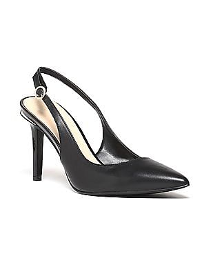 GUESS Pointed Toe Slingback Pumps