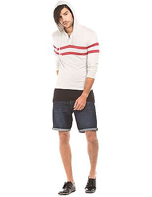 Colt Long Sleeve Hooded T-Shirt