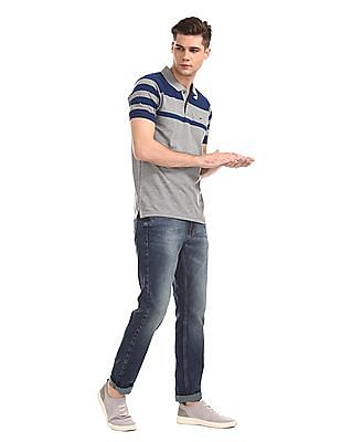 Cherokee Blue Slim Fit Low Waist Jeans