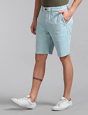 "GAP 10"" Vintage Wash Shorts With Gapflex"