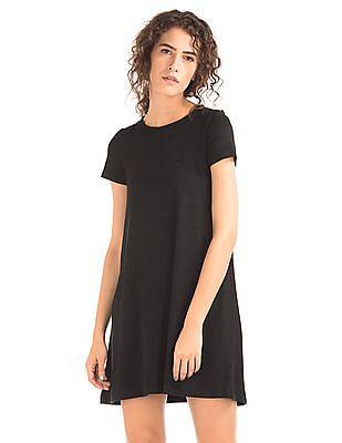 GAP Softspun Short Sleeve T-Shirt Dress
