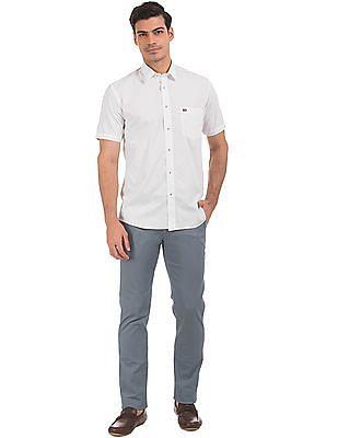 Arrow Sports Regular Fit Printed Shirt