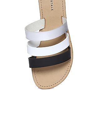 Aeropostale Triple Strap Sandals