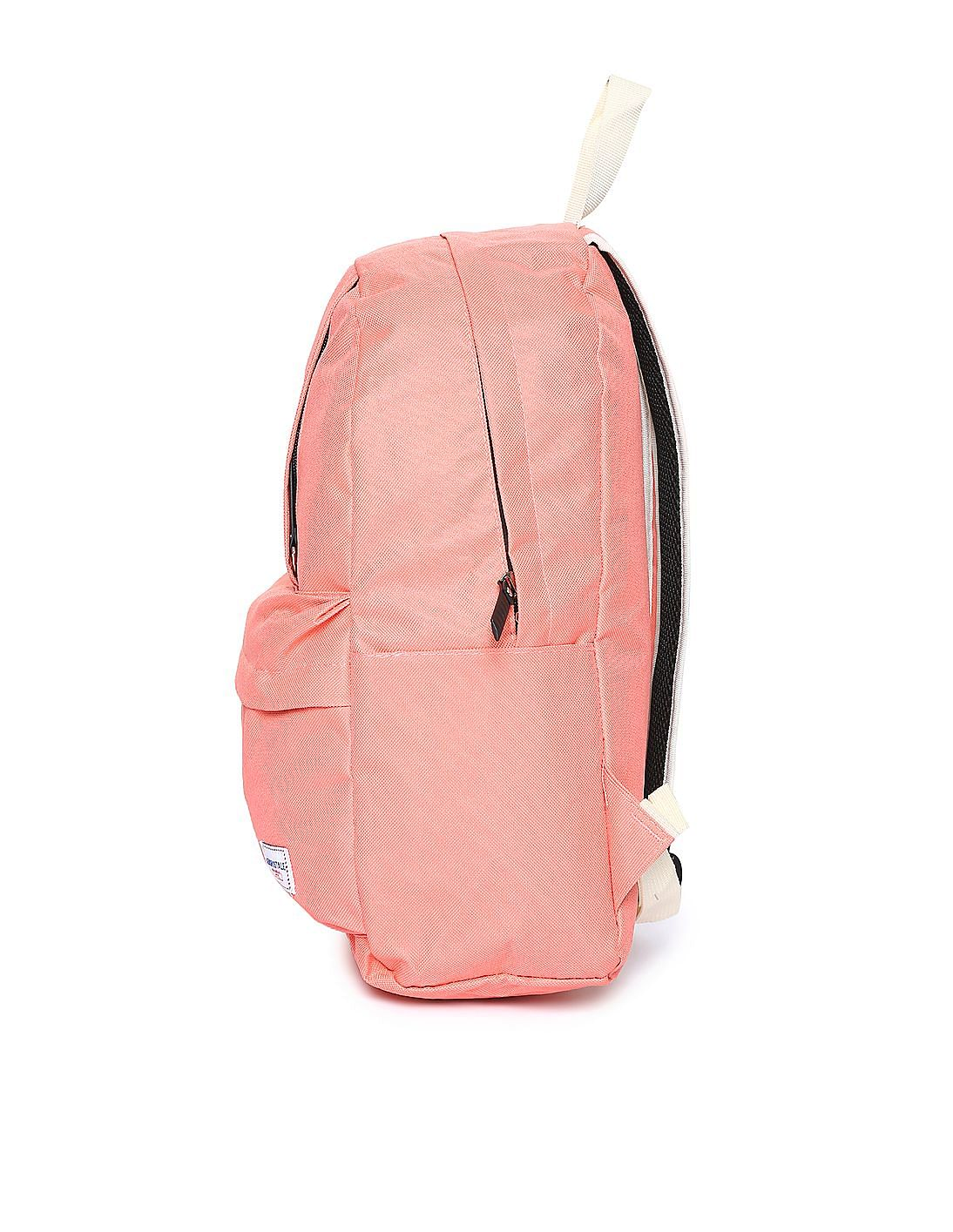 385c6a8598 Buy Women Solid Canvas Backpack online at NNNOW.com