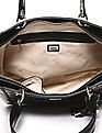 GUESS Brand Accent Structured Hand Bag