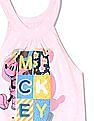 Colt Girls Printed Appliqued Top