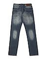 Flying Machine Prince Slim Fit Washed Jeans