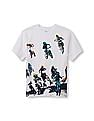 The Children's Place Boys Short Sleeve Moto Riders Graphic Tee