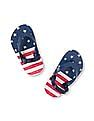 The Children's Place Toddler Boy Americana Flip Flop
