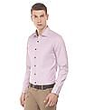 Excalibur Jacquard Slim Fit Shirt