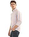 Aeropostale Regular Fit Striped Shirt
