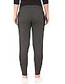 EdHardy Women Contrast Panel Drawstring Waist Joggers