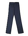 Arrow Sports Regular Fit Flat Front Trousers
