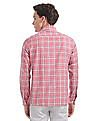 Arrow Sports Slim Fit Button Down Shirt