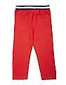 Cherokee Boys Elasticized Waist Knitted Track pants