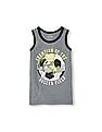 The Children's Place Boys Matchables Sleeveless Sporty Graphic Tank Top