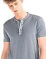 GAP Soft Short Sleeve Henley