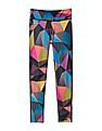 GAP Girls Printed Sport Leggings